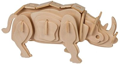 3d Wood Puzzle Assorted 0