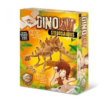 Buki France 439ste Dino Kit Stegosauro 0