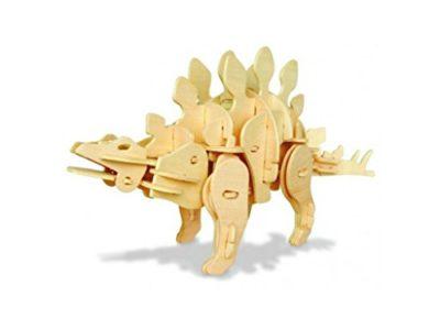 Cebekit Dinosauro Stegosauro Di Legno Set Di Costruzioni Fadisel C 9908 0