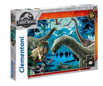 Clementoni 27098 Jurassic World 104 T 0