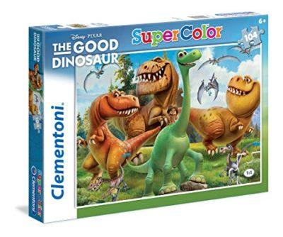 Clementoni 27925 The Good Dinosaur Puzzle 104 Pezzi 0