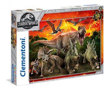 Clementoni 29752 Jurassic World 250 T 0
