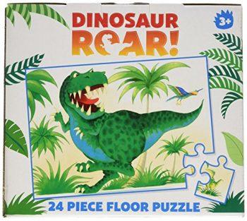 Dinosaur Roar Floor Puzzle 24 Pezzi 0