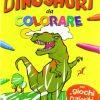 Dinosauri Da Colorare Copertina Flessibile 7 Nov 2012 0