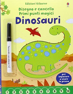 Dinosauri Disegno E Cancello Primi Punti Magici Ediz Illustrata Con Gadget Copertina Rigida 14 Gen 2016 0