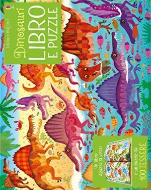 Dinosauri Libro E Puzzle Ediz A Colori Con Puzzle Copertina Rigida 19 Ott 2017 0