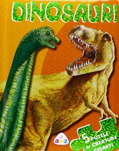 Dinosauri Libro Puzzle Ediz Illustrata 0