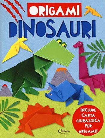 Dinosauri Origami Ediz A Colori Con Gadget Turtleback 28 Mar 2018 0