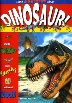Dinosauri Super Activity Album Copertina Flessibile 10 Dic 2002 0