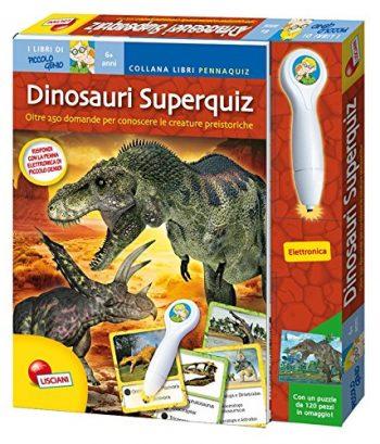 Dinosauri Superquiz Oltre 250 Domande Per Conoscere Le Creature Preistoriche Cartonato 1 Gen 2013 0