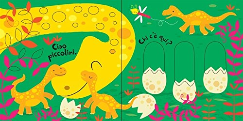 Dinosauri Trascina E Scopri Primi Libri Tattili Ediz Illustrata Cartonato 15 Set 2016 0 1