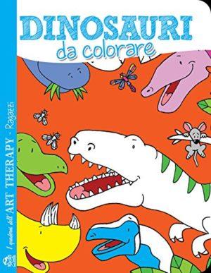 Dinosauri Da Colorare Copertina Flessibile 30 Nov 2015 0