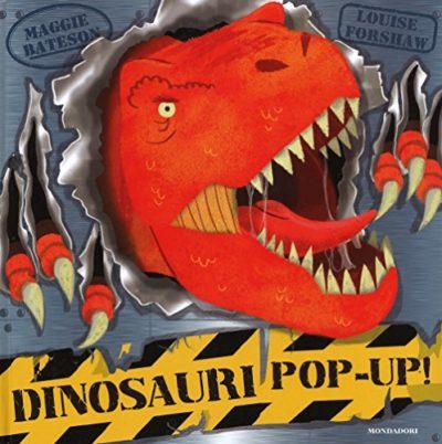 Dinosauri Pop Up Con Adesivi Ediz Illustrata Copertina Flessibile 27 Gen 2015 0