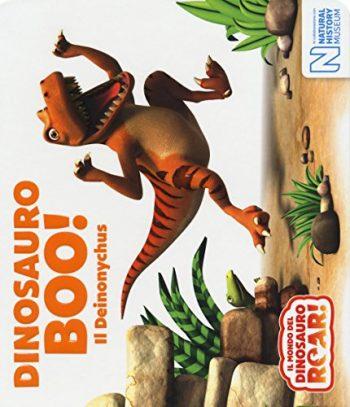 Dinosauro Boo Il Deinonychus Il Mondo Del Dinosauro Roar Cartonato 7 Giu 2018 0