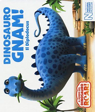 Dinosauro Gnam Il Diplodocus Il Mondo Del Dinosauro Roar Cartonato 7 Giu 2018 0