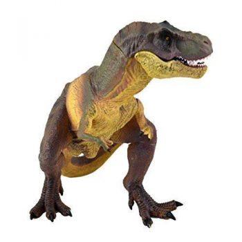 Dinosauro T Rex Tyrannosau Rus 13 33cm Rigida Plastica Giocattolo Museo Realistica Dettagli 0