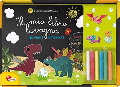 Gli Amici Dinosauri Il Mio Libro Lavagna Con Gadget Cartonato 21 Nov 2018 0