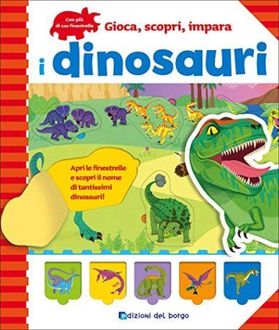 I Dinosauri Cartonato 7 Nov 2018 0