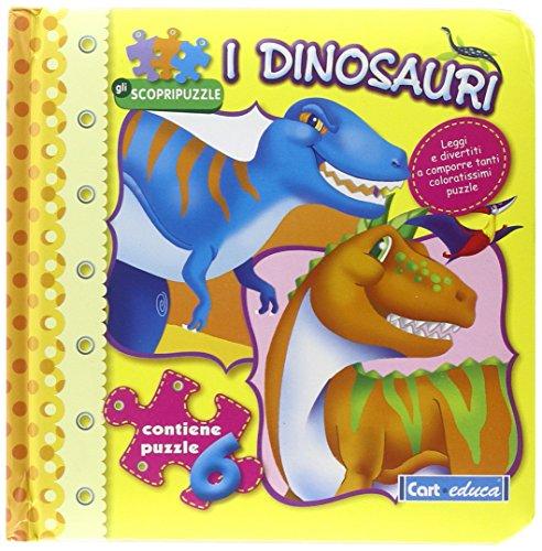I Dinosauri Ediz Illustrata Copertina Flessibile 30 Set 2014 0