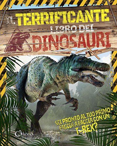 Il Terrificante Libro Dei Dinosauri 0
