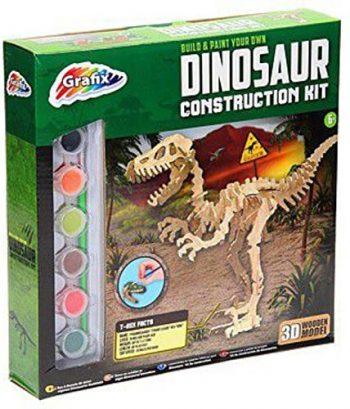 In Legno Dinosauro Kit 0