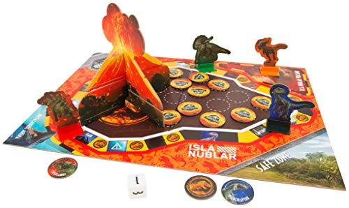 Jurassic World Il Regno Distrutto Gioco Da Tavolo Per Bambini Con Dinosauri 0 2