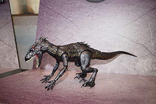 Jurassic World Indoraptor Dinosauro Protagonista Del Film Colore Grigio Scuro 165 Cm Fvw27 0 1