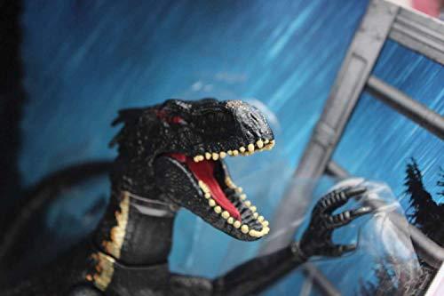 Jurassic World Indoraptor Dinosauro Protagonista Del Film Colore Grigio Scuro 165 Cm Fvw27 0 2