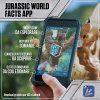Jurassic World T Rex Morso Letale Dinosauro Con Suoni Protagonista Del Film Fmy70 0 5