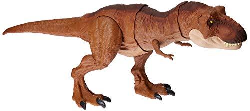 Jurassic World T Rex Morso Letale Dinosauro Con Suoni Protagonista Del Film Fmy70 0