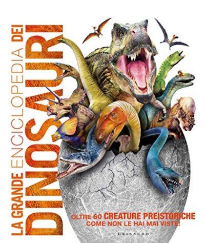 La Grande Enciclopedia Dei Dinosauri Copertina Rigida 5 Nov 2015 0