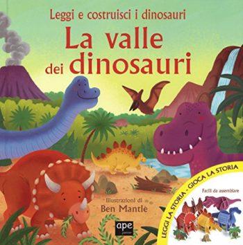 La Valle Dei Dinosauri Ediz Illustrata Con Gadget Copertina Rigida 15 Ott 2015 0