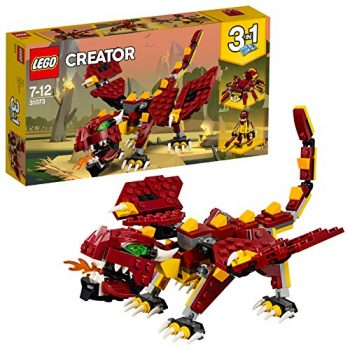Lego Creator Creature Mitiche 31073 0