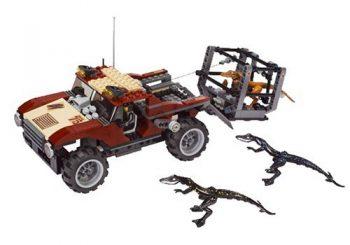Lego Dino 2010 7296 Jeep 4wd 0