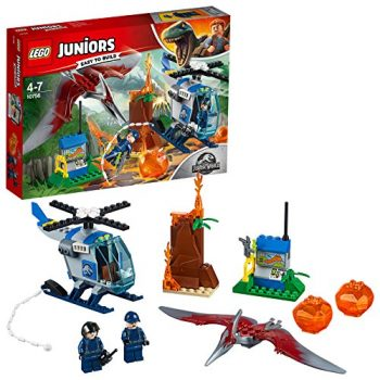 Lego Juniors Set Mattoncini Fuga Dallo Pteranodonte 10756 0