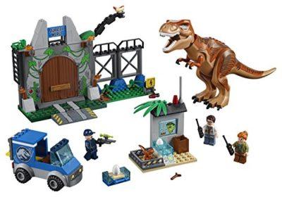 Lego Juniors Set Mattoncini Levasione Del T Rex 10758 0 0