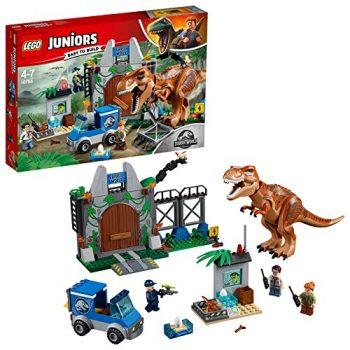 Lego Juniors Set Mattoncini Levasione Del T Rex 10758 0