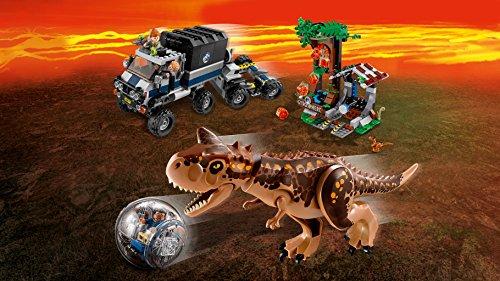 Lego Jurassic World Set Mattoncini Fuga Sulla Girosfera Del Carnotaurus 75929 0 3