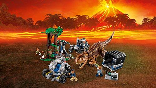 Lego Jurassic World Set Mattoncini Fuga Sulla Girosfera Del Carnotaurus 75929 0 4