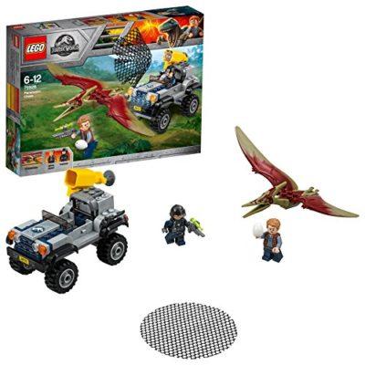 Lego Jurassic World Set Mattoncini Inseguimento Dello Pteranodonte 75926 0