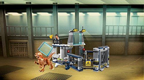 Lego Jurassic World Set Mattoncini Levasione Dello Stygimoloch 75927 0 3