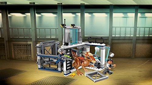 Lego Jurassic World Set Mattoncini Levasione Dello Stygimoloch 75927 0 4