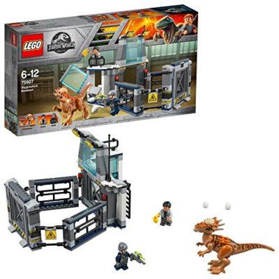 Lego Jurassic World Set Mattoncini Levasione Dello Stygimoloch 75927 0