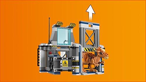 Lego Jurassic World Set Mattoncini Levasione Dello Stygimoloch 75927 0 5