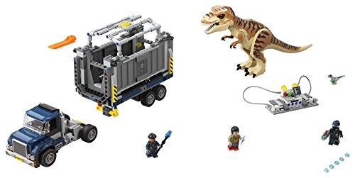 Lego Jurassic World T Rex Transport 75933 T Rex Toys 0 1