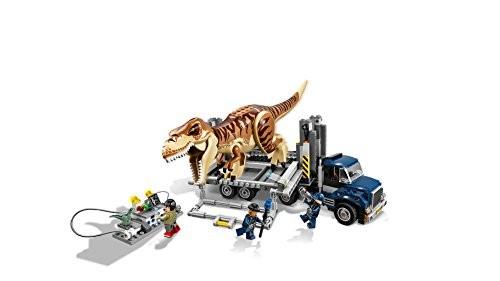 Lego Jurassic World T Rex Transport 75933 T Rex Toys 0 3