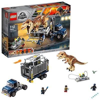 Lego Jurassic World T Rex Transport 75933 T Rex Toys 0