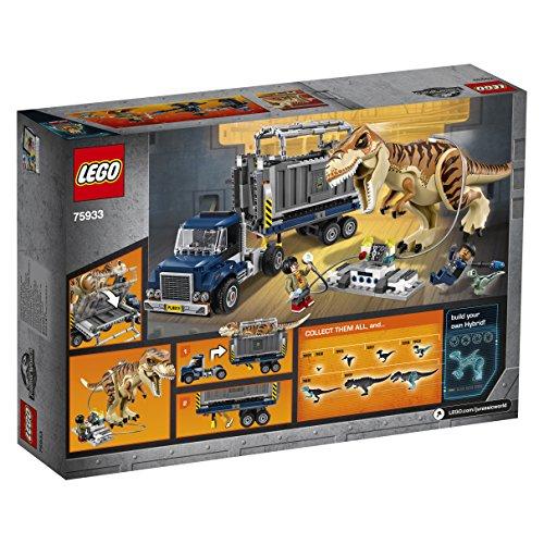 Lego Jurassic World T Rex Transport 75933 T Rex Toys 0 5