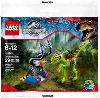 Lego Jurassic World Polybag 30320 0