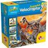 Lisciani Giochi 56422 Gioco Piccolo Genio Super Kit Velociraptor 0